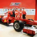 Ferrari F10 launch
