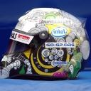 Nick Heidfeld\'s Nürburgring Helmet, 2009