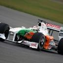 Force India VJM02 Shakedown