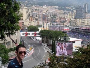 David Keen, Monaco Grand Prix, 2009