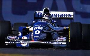 Williams FW16, Damon Hill