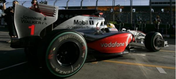 Lewis Hamilton, Australian Grand Prix, 2009