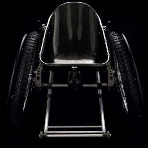 K-2 all-terrain wheelchair