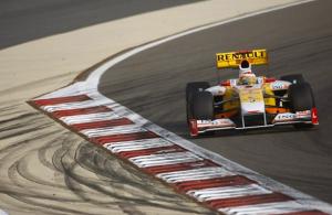 Fernando Alonso, Bahrain, 2009