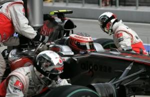 Heikki Kovalainen, Malaysia, 2009