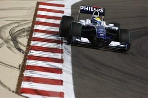 Nico Rosberg, Bahrain, 2009