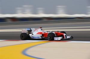 Trulli, Bahrain qualifying, 2009
