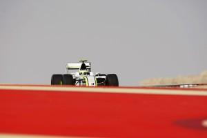 Rubens Barrichello, Bahrain, 2009