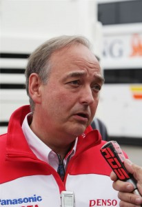 Toyota Motorsport President, John Howett, Spain, 2009