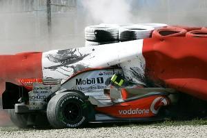 Heikki Kovalainen, Spain, 2008