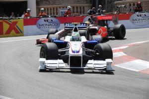 Nick Heidfeld, Monaco, 2009