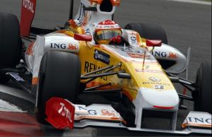 Fernando Alonso, Hungary, 2009