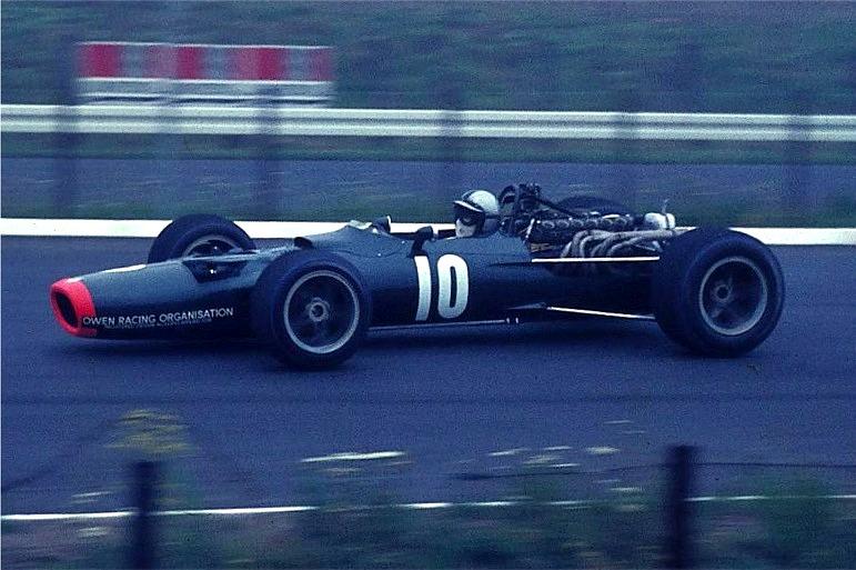 Pedro Rodriguez, Nurburgring, 1968