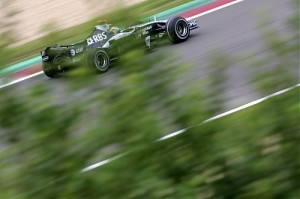 Nico Rosberg, Europe, 2007