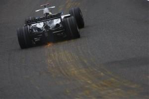 Nico Rosberg, Belgium, 2008