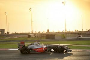 Lewis Hamilton, Abu, Dhabi, 2009