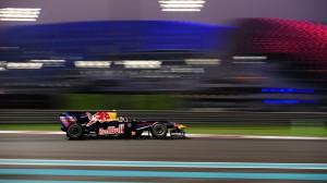 Sebastian Vettel, Abu, Dhabi, 2009